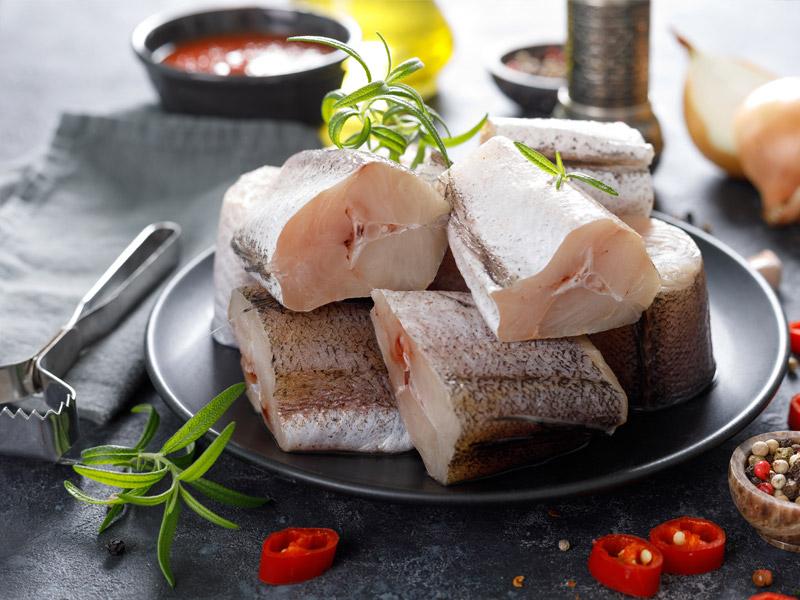 Beneficios del pescado para los niños